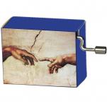 Hrací strojek Michelangelo