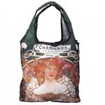 Skládací taška Mucha - Champenois