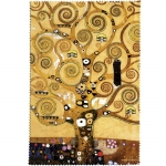 Utěrka na brýle Klimt - Strom života