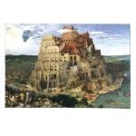 Utěrka na brýle Brueghel - Babylonská věž