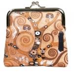 Peněženka Klimt - Strom života