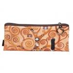 Pouzdro textil - Klimt - Strom života