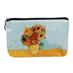 Kosmetická taštička Van Gogh - Slunečnice