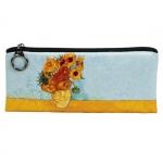 Pouzdro textil - Van Gogh - Slunečnice