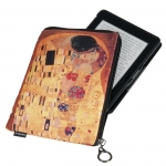 Obal na čtečku Klimt - Polibek, 19516
