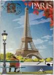 Utěrka Paris - 45*65 cm