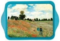 Tác Monet - Vlčí máky 14*21 cm