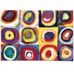 Utěrka na brýle Kandinsky - Studie barev