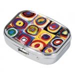 Lékovka Kandinsky - Studie barev